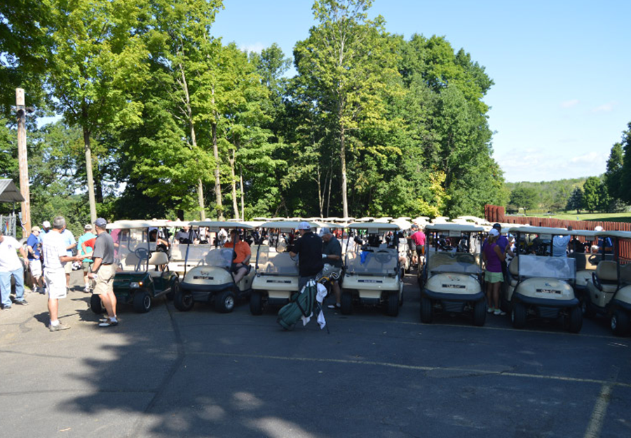 Wisconsin FBINAA 2016 Golf Outing