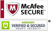 McAfee_Go Daddy Certified Safe